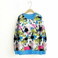 Jual Sweater mickey mouse biru disney Murah