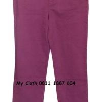 Celana Panjang Amanda/Gloria Vanderbilt Merah Hati