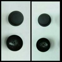 Topi/tutup jamur analog ps2 besi/plastik
