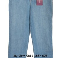 Celana Panjang Amanda/Gloria Vanderbilt Biru