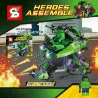 SY 248 A-B Super Hero 2 in 1