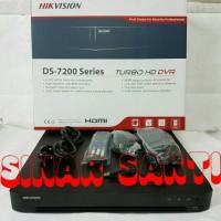DVR HIKVISION DS-7216HQHI-K2 ANALOG,AHD,HD-TVI,IP CAM ( 16 CHANNEL )