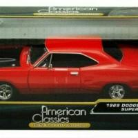 MotorMax American Classics 1/24 1969 Dodge Coronet Super Bee