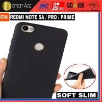 CASE XIAOMI REDMI NOTE 5A / PRO / PRIME CASING BACK HP COVERS