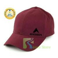 Jual Topi Baseball Eiger Trucker Snapback - Reove Store Murah