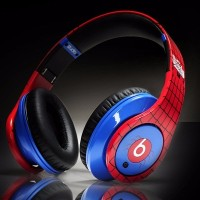Beats Studio Spiderman by Dr Dre Over Ear Headphones OEM