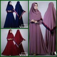 Hijab Modern Ummi Syar'i 2in1 ( Gamis Busui + Jilbab Bergo )