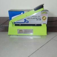 Alat pres plastik impulse sealer PFS200