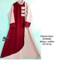 BUSANA MUSLIM WANITA/DRESS MODEL TERKINI
