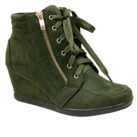 Jual sneaker wedges sepatu wanita kets casual zumba heels boots Murah