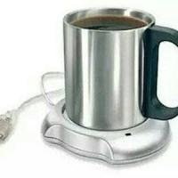 Jual  Coffee Cup Warmer without USB Ports Hub T0210 Murah