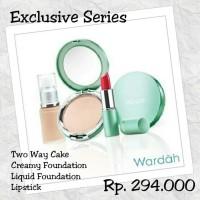 Paket Kosmetik Wardah Exclusive Series Murah