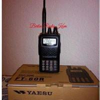 JUAL Radio Ht Handy Talky Yaesu Ft 60R Garansi Resmi