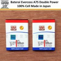Baterai Cross Evercoss A7S Original Double Power | Batre, Evercross HP