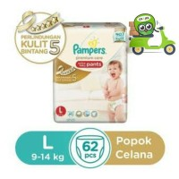 Pampers Premium Care L62 / L 62 / L-62 (9-14kg)