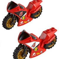 Jual LEGO 60084 City - Racing motorbike Murah