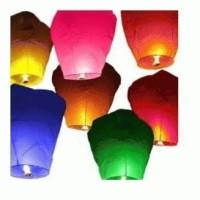 Jual Produk Terbaru new edition unik   lampu lampion terbang sky lantern Murah