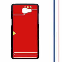 Casing HARDCASE untuk hp Samsung Galaxy A9 2016  A9 PRO Pokedex Pokemo