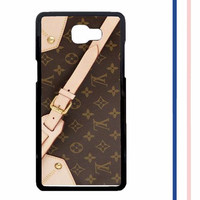 Casing HARDCASE untuk hp Samsung Galaxy A9 2016  A9 PRO Lxxis Vuitton