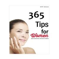 Buku Kecantikan / Buku Tips for Women / Buku 365 TIps Untuk Wanita