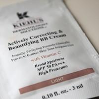 kiehls actively correcting & beautifying bb cream - 1.5 ml