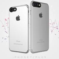 Soft Jelly Transparant Case iPhone 8 Plus Casing iPhone 66Plus 7 7Plus