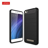Xiaomi Redmi 4A case Soft case hard case CARBON IPAKY aksesoris hp