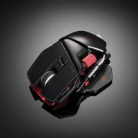 Mad Catz PC MCZ R.A.T.3 ( rat 3 ) Mouse Gaming - Gloss Limited