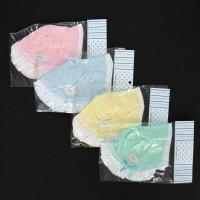 MIYO Topi Renda Bayi/Baby Warna Newborn (0-3M)
