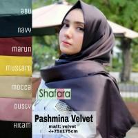 Pashmina Pesta Velvet | Scraf Pesta | Hijab Murah | Jilbab Polos