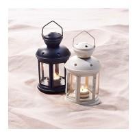 Lampu Lentera Tempat Lilin Kecil IKEA ROTERA Lantern