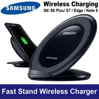 Fast Charge Wireless Charger Stand Samsung Galaxy S7 Edge S8 Plus Fast