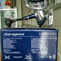 MURAH Reel SHIMANO SARAGOSA 10000 SW