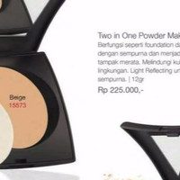 Jafra Two in One Powder Makeup