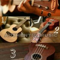 Jual ukulele concerto makoa natural 100% ORIGINAL pabrikan impor Murah