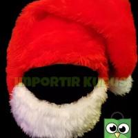 Sarung Cover Helm Full Face SANTA CLAUS Funny Lucu Imut Natal Keren