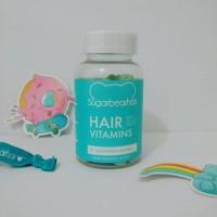 Jual Sugar Bear Hair Suplemen Vitamin Rambut [ORI USA 100%] Murah