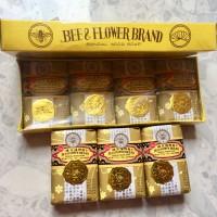 Sabun Halal Bee and Flower (Sandal Wood Soap) ASLI 125gr Bee & Flower