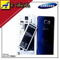 Baterai Handphone Samsung Galaxy Note 4 N910 N910C Batre HP Battery Sa