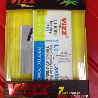 Baterai Samsung Galaxy J710 J7 2016 4000Mah Double Power Vizz