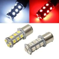 Lampu Rem Led / Stop Lamp Strobo Flash Kedip 18 SMD Motor Mobil