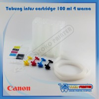 Tabung Infus Printer Epson 100ml 4 warna