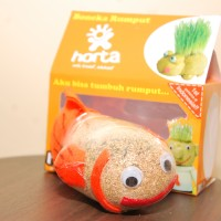Jual Boneka Horta Ikan Murah