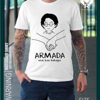 Kaos Band Armada (Asal Kau Bahagia) Edition