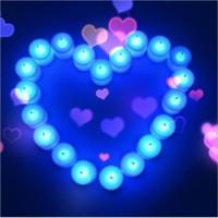 Jual Lilin Electric 7 warna/ Colorful LED Candle (lampu)  Murah