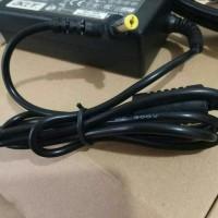 ACER Charger Laptop komputer cas casan travel batok charging adaptor a
