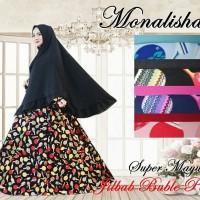 Syari gamis muslim jilbab hijab grosir murah toko tanah abang