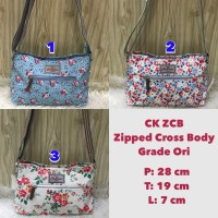 Cath Kidston ZCB - Zipped Cross Body Bag Grade Ori