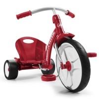 Sepeda anak Radio Flyer GROW N GO roda tiga untuk umur 1 2 3 4 5 tahun