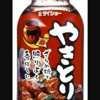 Daisho Saus Yakitori Japanese Grill Teriyaki Sauce Bumbu Saus Jepang